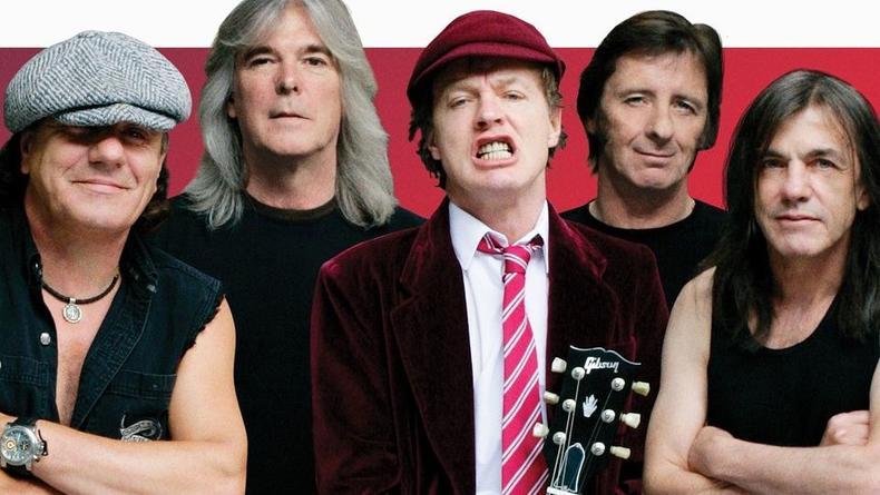"""Группа AC/DC представила свежий трек """"Shot In The Dark"""""""