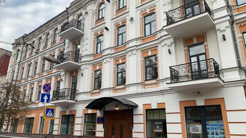 Школа искусств в Шевченковском районе реконструирована
