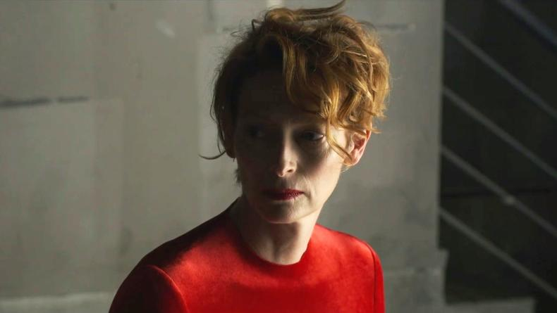 Тильда Суинтон появилась в трейлере короткометражки Педро Альмодовара