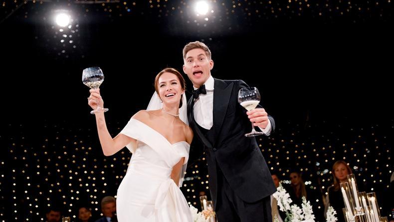 Владимир Остапчук женился на Кристине Горняк - afisha.bigmir.net
