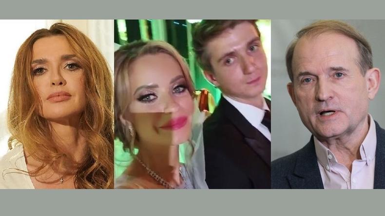Свадьба сына Оксаны Марченко: появился детальный перечень гостей