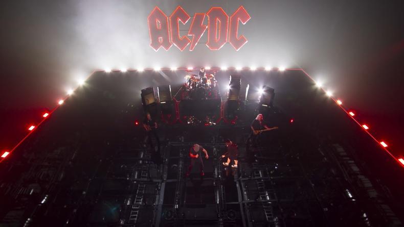 Группа AC/DC обнародовала клип на первую за шесть лет песню