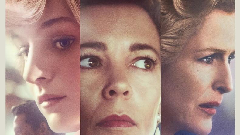 "Диана, Елизавета II, Маргарет Тэтчер: вышел трейлер сериала ""Корона"""
