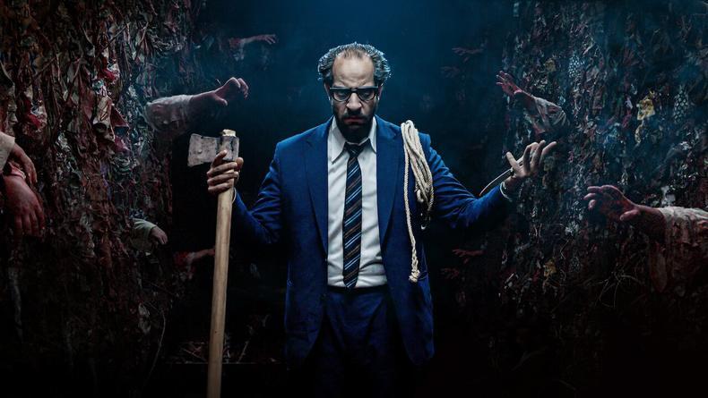 """Netflix представил трейлер сериала """"Паранормальное"""" о циничном докторе"""