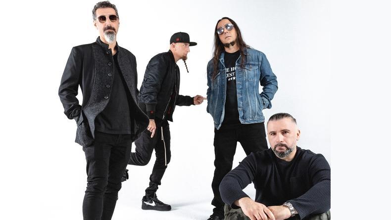 System of a Down вернулись с первой за 15 лет музыкой