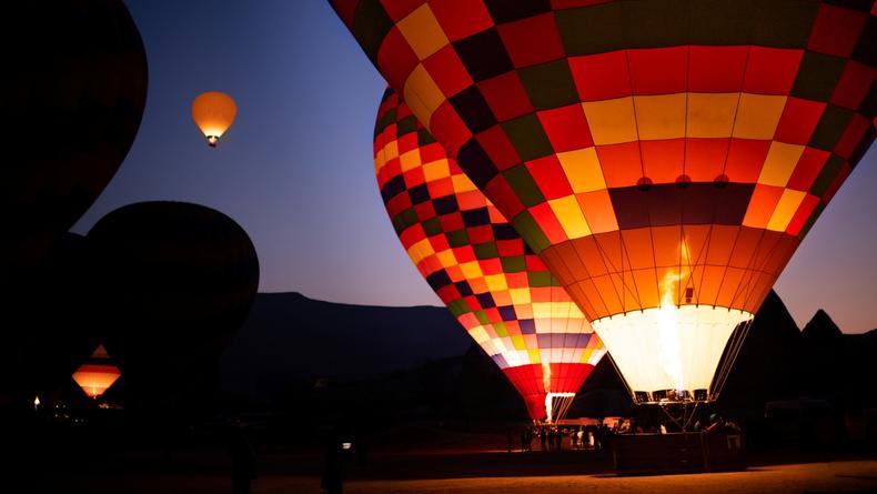 В Киеве пройдет Международный фестиваль воздушных шаров