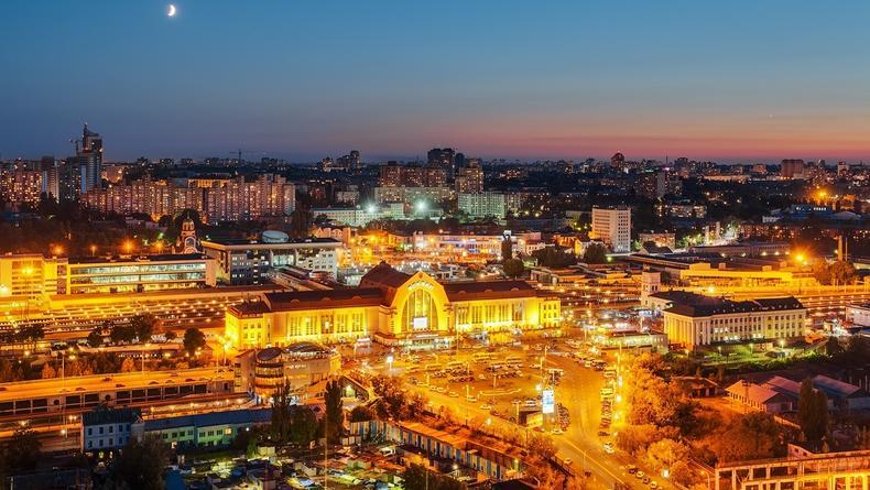 Центральный ж/д вокзал Киева может стать чем-то наподобие ТРЦ