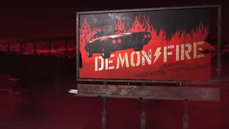 """Сага о ночном гонщике: Группа AC/DC представила клип """"Demon Fire"""""""