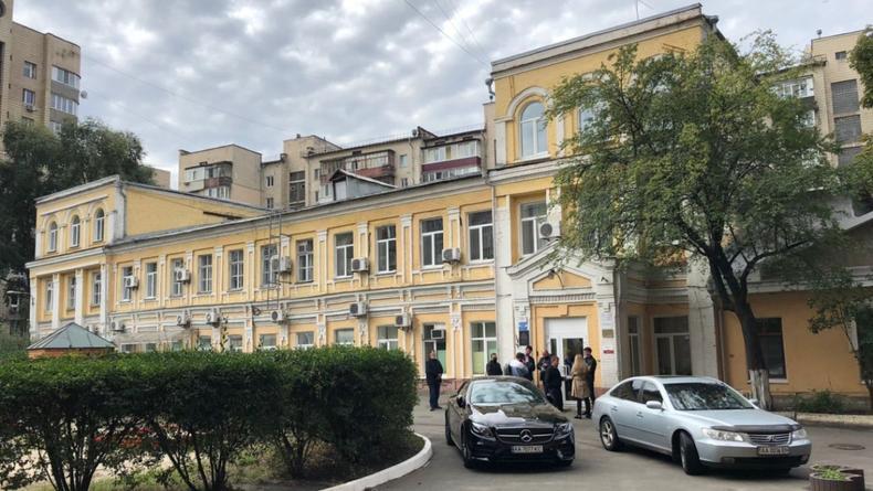 В центре Киева продают под офисы 135-летний памятник архитектуры