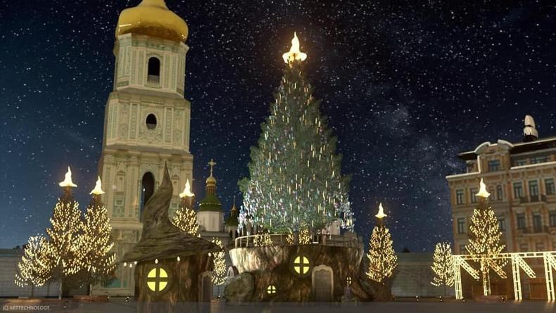 Как уже выглядит Софийская площадь в Киеве и что там появится