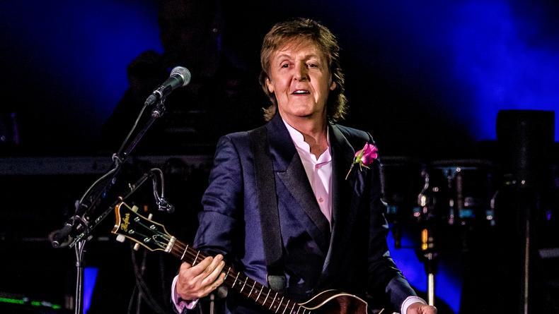 """Пол Маккартни представил сольный альбом """"McCartney III"""""""