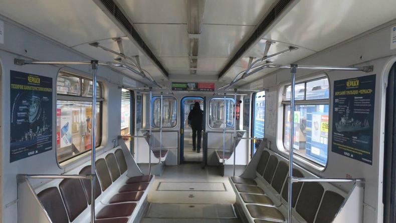 Забытые в метро Киева: Появился список оставленных в подземке вещей
