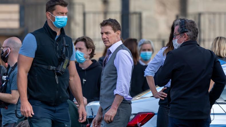 По-голливудски: Том Круз возводит киностудию на секретной военной базе