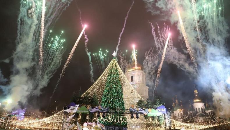 Новый год 2021: Главное, что нужно знать киевлянам и гостям столицы