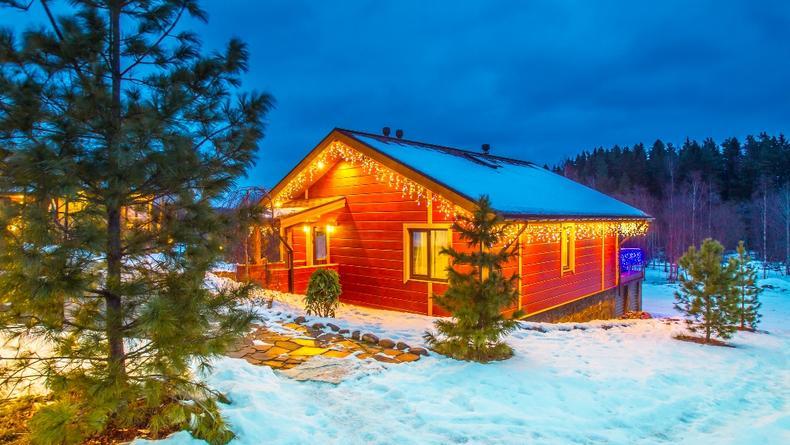 Зимний отдых под Киевом в 2021 году: Куда стоит съездить
