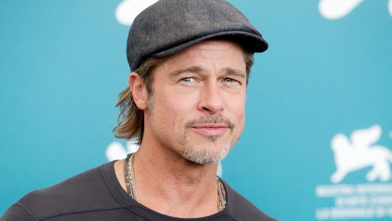Брэд Питт осуществил островной отдых с басистом Red Hot Chili Peppers