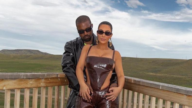 Ким Кардашьян и Канье Уэст расторгают брак