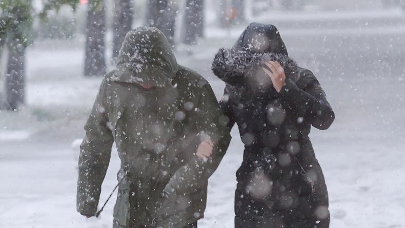 Мороз в Киеве: Как лучше всего согреваться и будут ли ярмарки