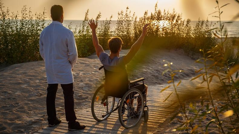 Для лиц с инвалидностью в Киеве планируют запустить специальную услугу