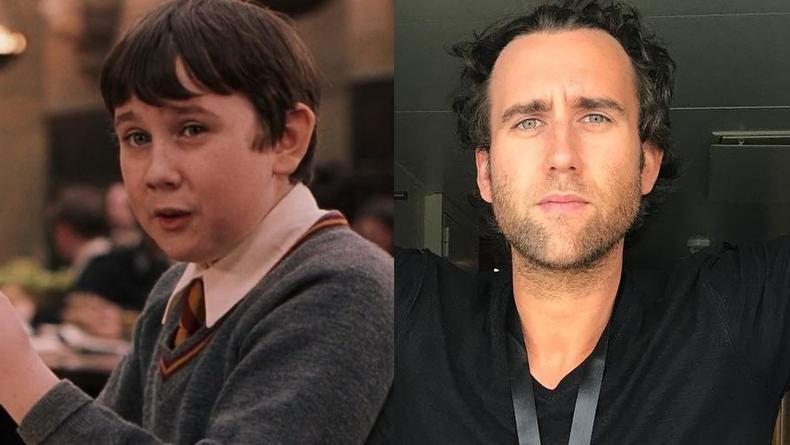 """Звезде """"Гарри Поттера"""" Мэттью Льюису сложно смотреть на себя в кино"""