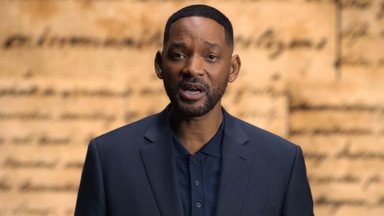 Выложен трейлер сериала с Уиллом Смитом о поправке к Конституции США
