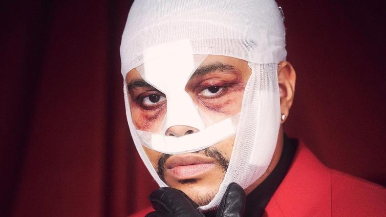 The Weeknd объяснил причины выступлений с забинтованной головой
