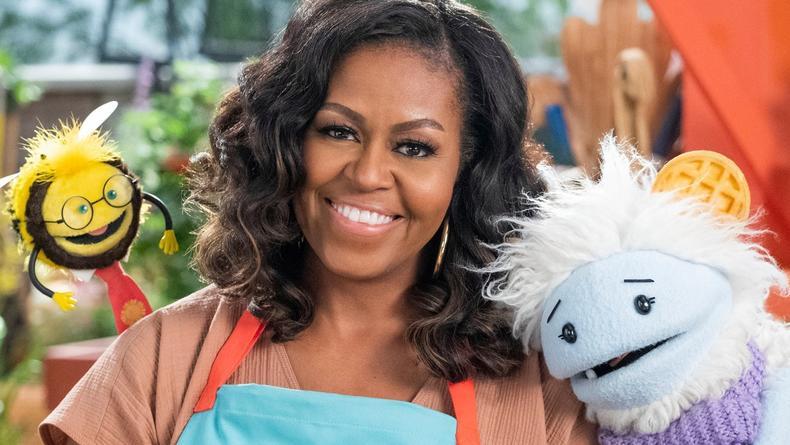 Мишель Обама готовит детское шоу на Netflix