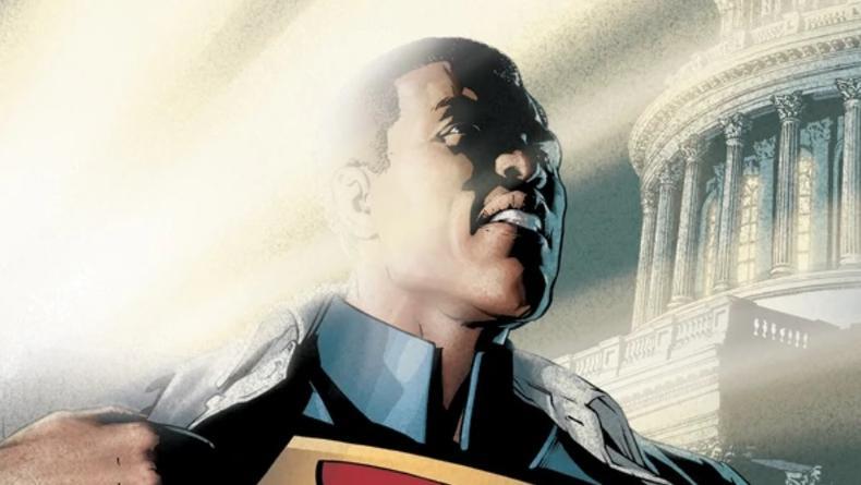 Супермен станет темнокожим: Он появится в новом фильме Warner Bros.