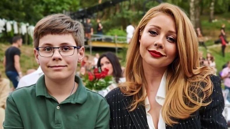 Тина Кароль платит за учебу сына в Великобритании семизначную сумму