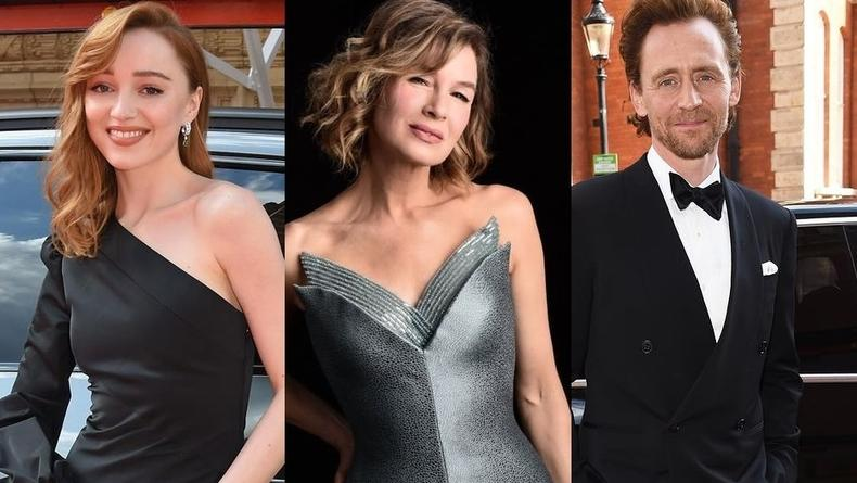 BAFTA-2021: Опубликован фотоотчет с красной дорожки