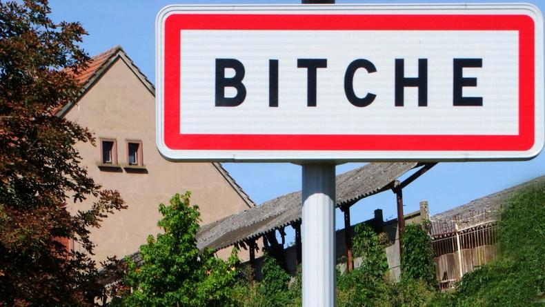 """Из Фейсбука удален паблик города во Франции с """"нецензурным"""" названием"""