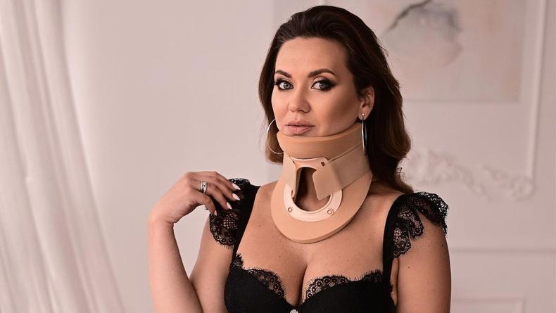 Анна Саливанчук рассказала о страшных болях после тяжелой операции