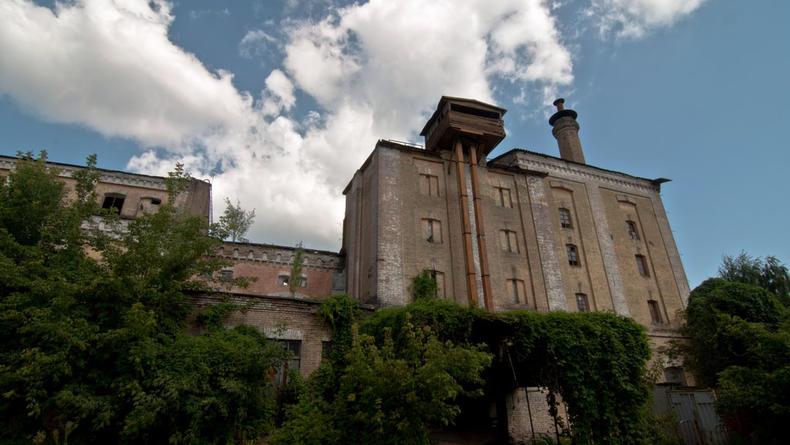 Снесенную в Киеве 140-летнюю пивоварню Шульца заменят мечетью
