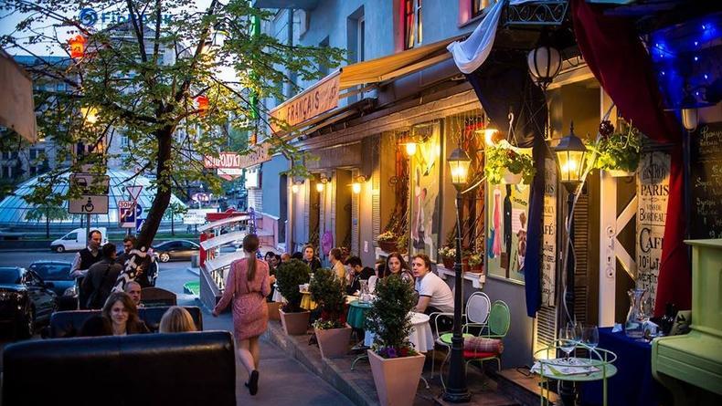 Лучшие рестораны Киева 2021: ТОП-10