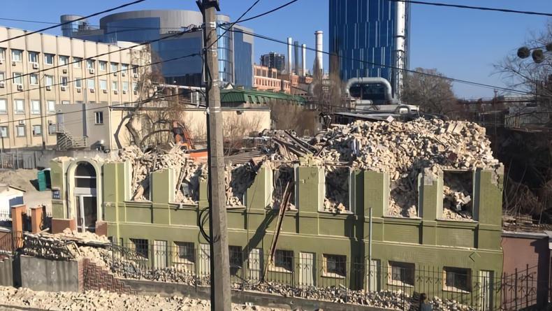 Уничтожителей культурного наследия предложили сажать за решетку