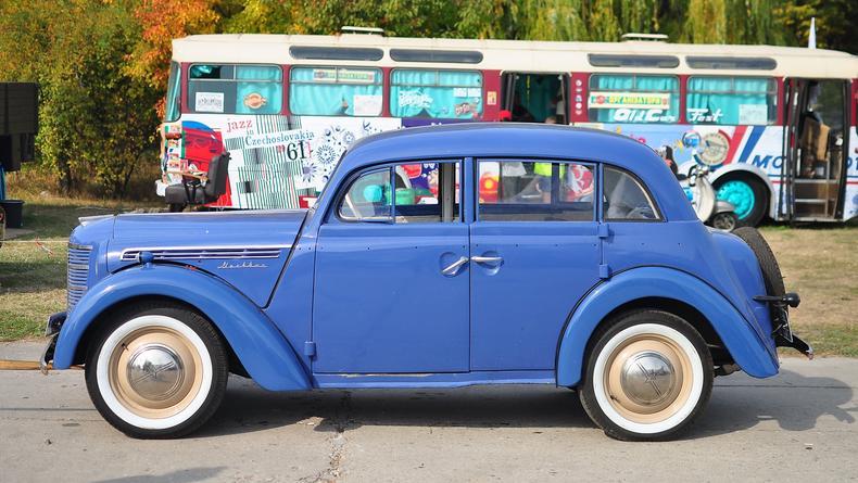 В Киеве состоится фестиваль раритетных машин: Где и почем