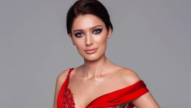 Мисс Вселенная 2021: Украинка показала роскошное платье для финала