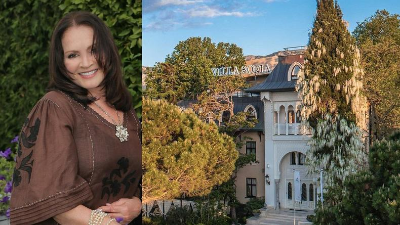 София Ротару продает свой отель в Крыму
