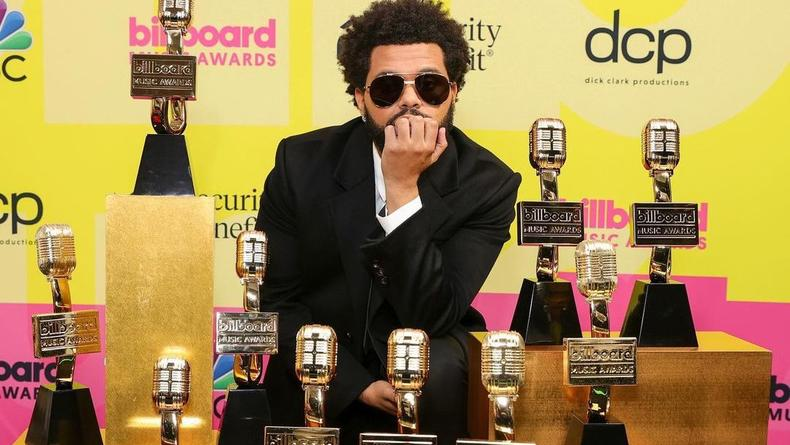 """Billboard Music Awards 2021"": The Weeknd собрал больше всего наград"
