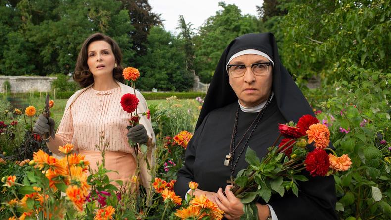 """Жюльет Бинош показалась в трейлере новой комедии """"Школа хороших жен"""""""