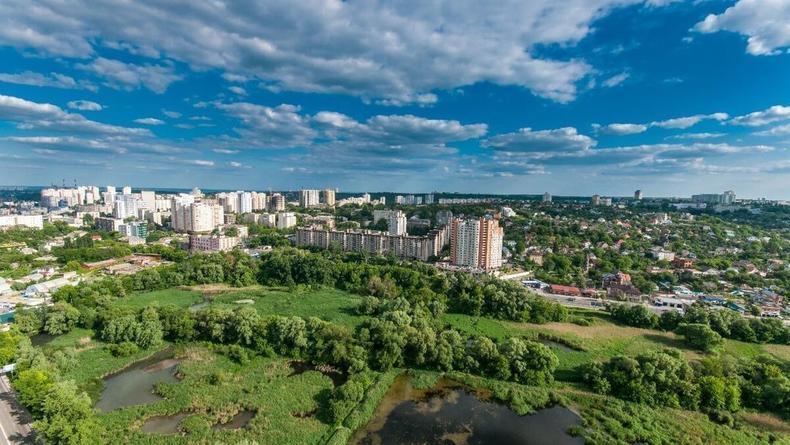 В Киеве Совские пруды превратятся в экопарк с дикими животными