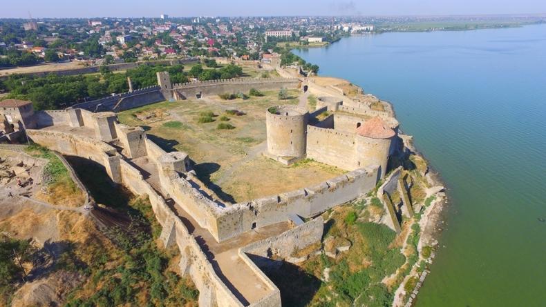 Есть что посмотреть: Названы лучшие крепости Украины