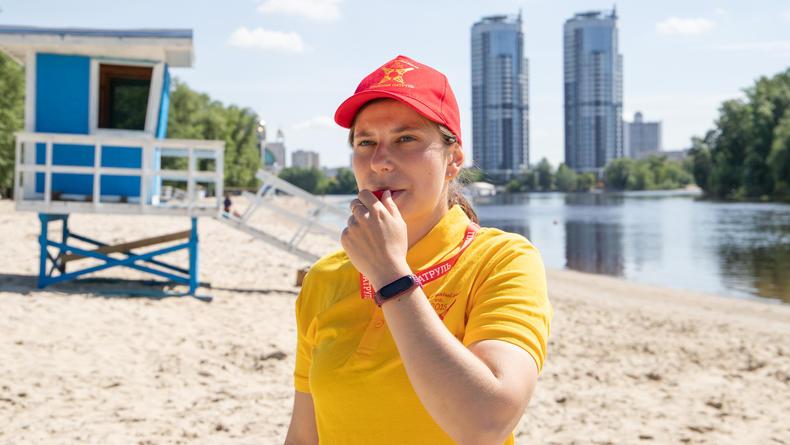 В Киеве к летнему сезону открыто 14 муниципальных пляжей