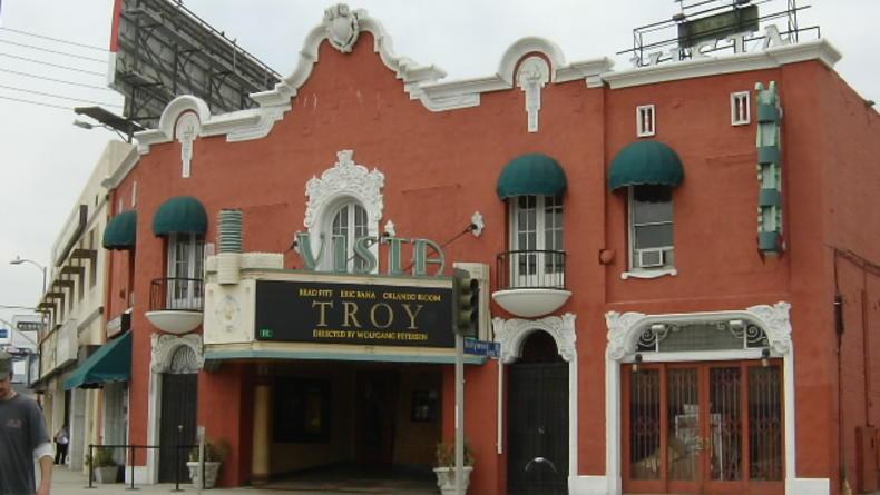 Квентин Тарантино приобрел кинотеатр в Лос-Анджелесе