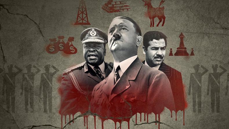 """""""Как стать тираном"""": На Netflix появился проект о мировых диктаторах"""