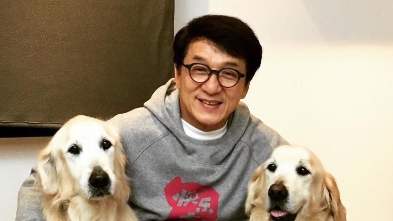 Джеки Чан изъявил желание вступить в компартию Китая