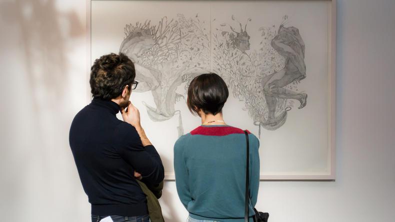 В музеях Италии занялись отслеживанием реакции публики на картины