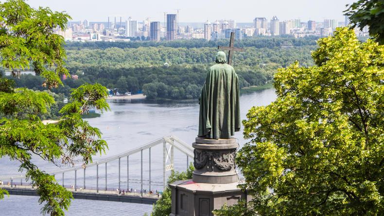 День крещения Киевской Руси - как и когда проходил обряд