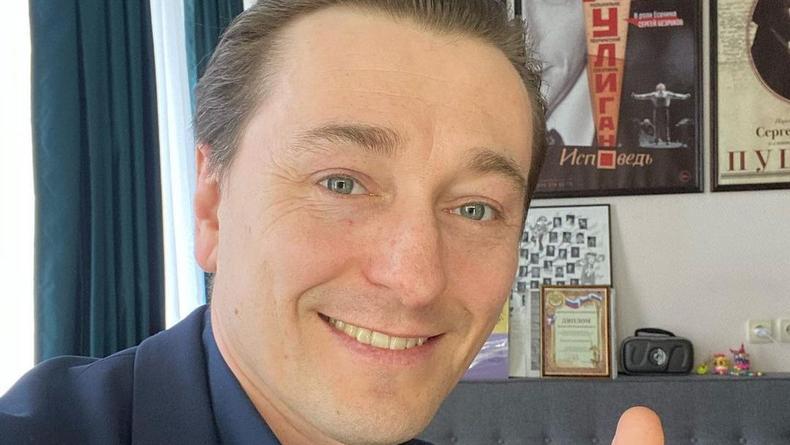 Сергей Безруков собирается усыновить ребенка