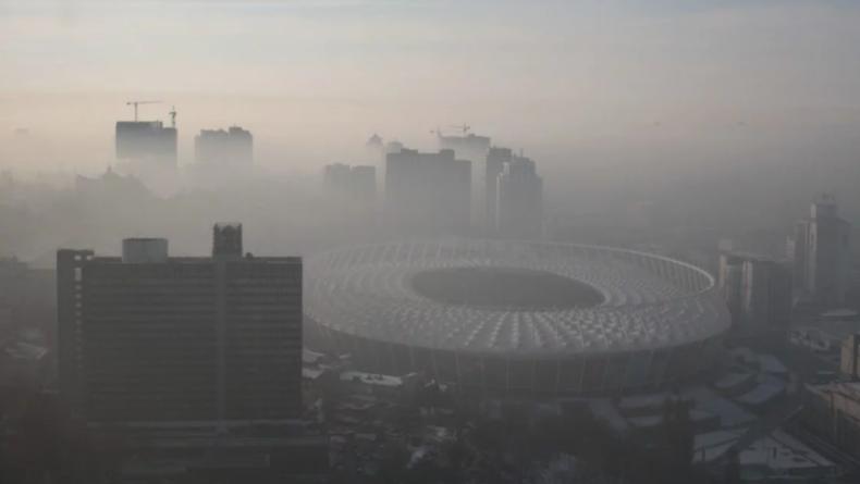 Почему в Киеве грязный воздух – есть ответ